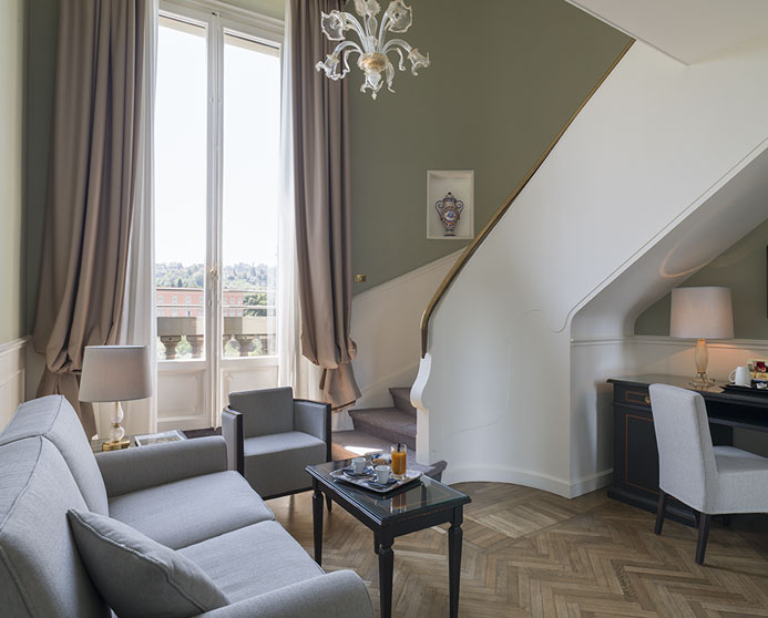 camere family suite hotel 4 stelle superior Firenze