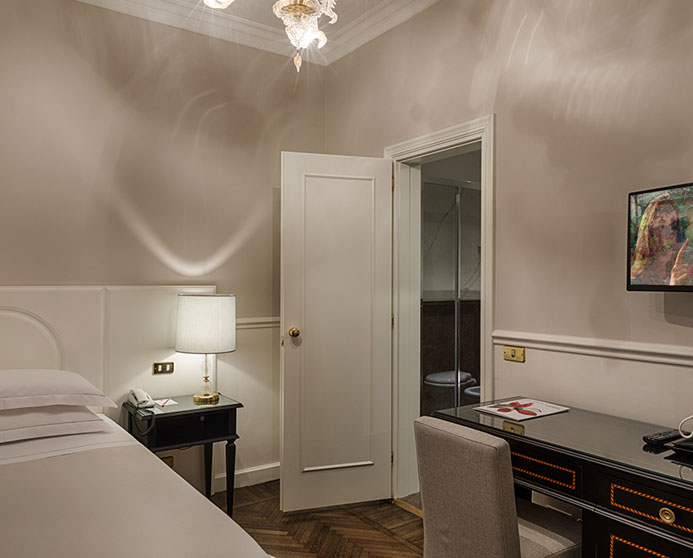 camere hotel Plaza Lucchesi Firenze