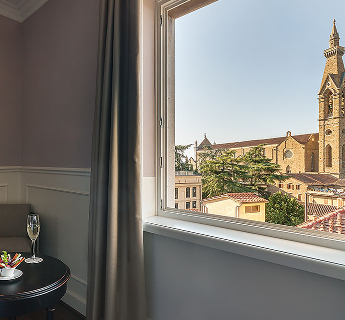 rooms superior hotel 4 star superior Florence